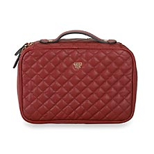 Quilted Lexi Organizer - Red