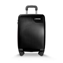 Sympatico International Expandable Carry-On Spinner - Onyx