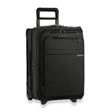 Baseline Domestic Carry-On Upright Garment Bag - Black