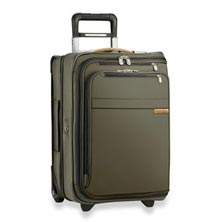 Baseline Domestic Carry-On Upright Garment Bag - Olive