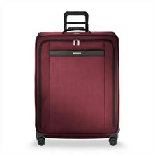 Transcend Large Expandable Spinner - Merlot