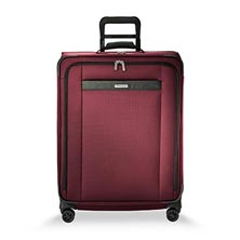 Transcend Medium Expandable Spinner - Merlot