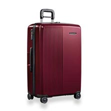 Sympatico Large Expandable Spinner - Burgundy