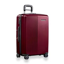 Sympatico Medium Expandable Spinner - Burgundy