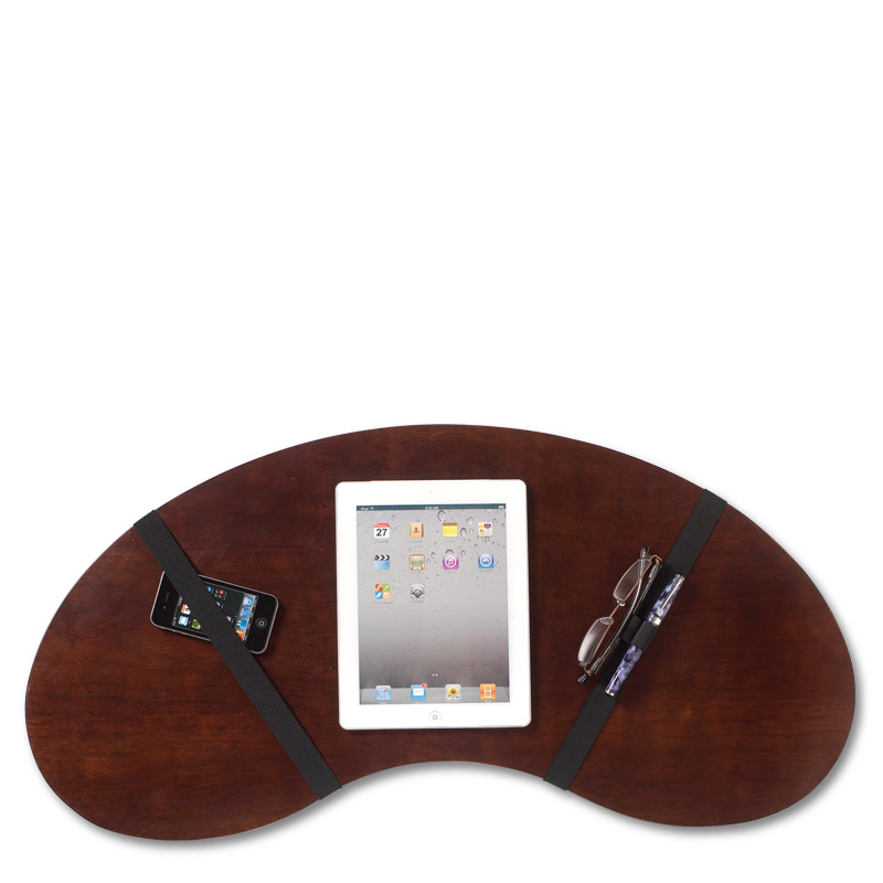 Levenger Lap Desk®, Dark Cherry