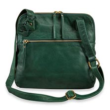 Alexa Crossbody Traveler - Pine