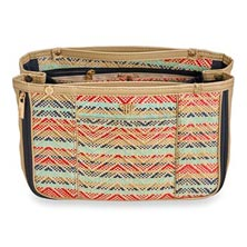 Handbag Organizer - Sunset Tides
