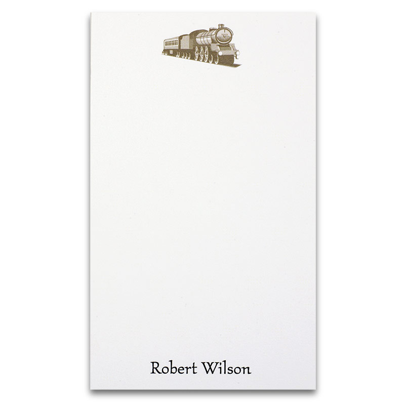 Destinations™ Personalized 3x5 Cards (set of 250)