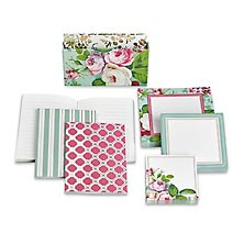 Amelie Floral Stationery Set