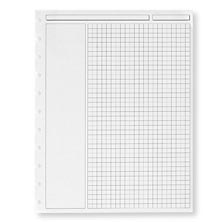 100 Special Request Circa Annotation Grid, Letter