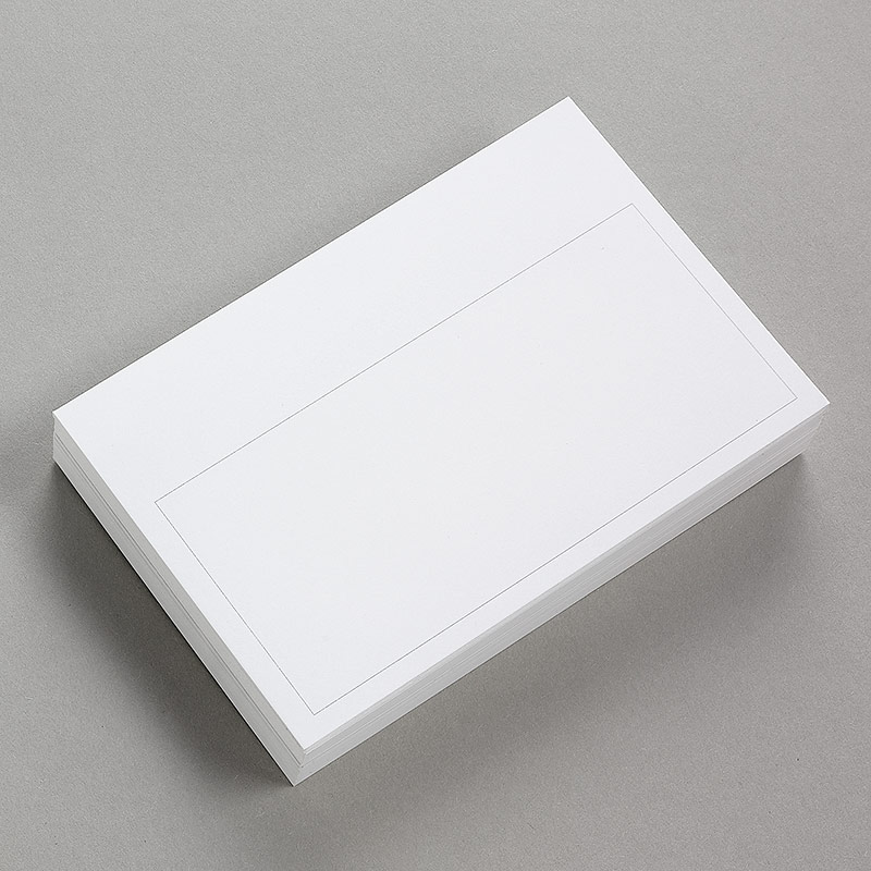 Special Request™ Horizontal Window 4 x 6 Cards (set of 100)