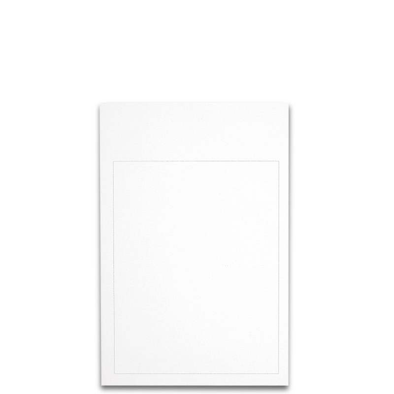 Special Request™ Vertical Window 4 x 6 Cards (set of 100)