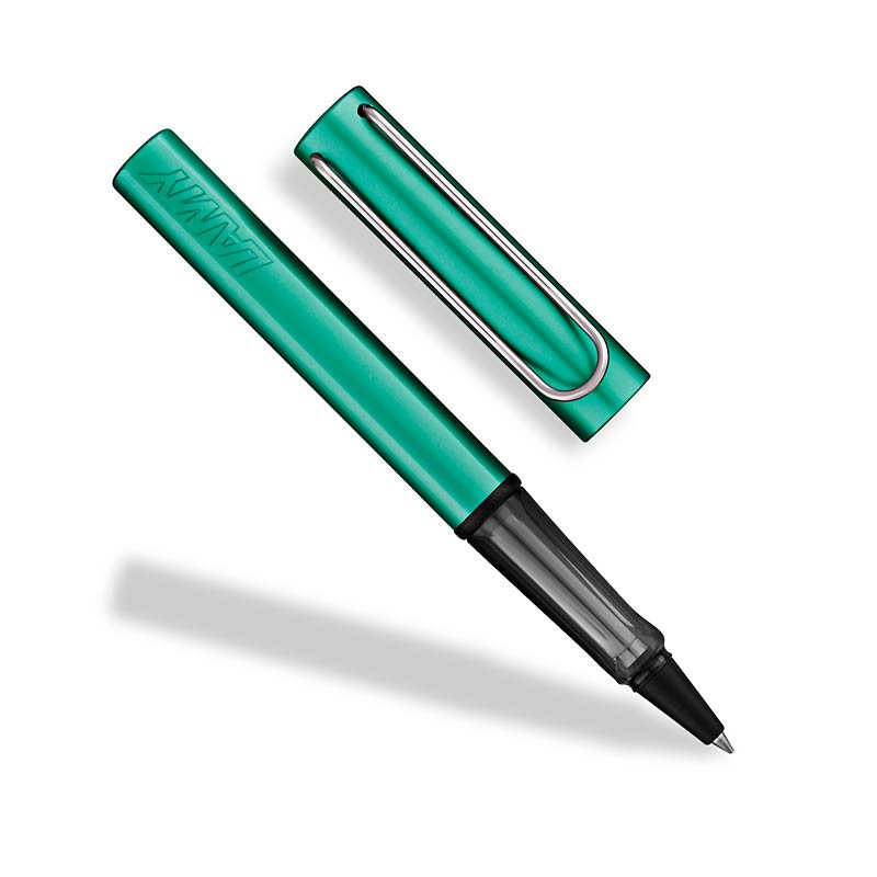 Lamy AL-Star Rollerball Pen, green