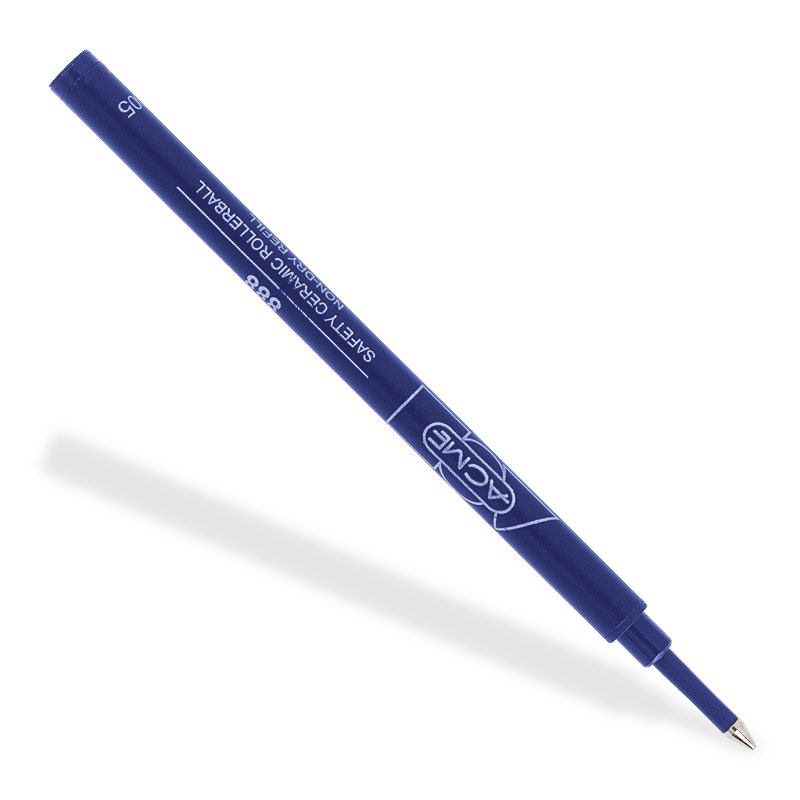 ACME Rollerball Refills, Blue