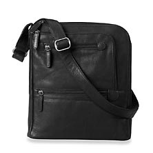 Crossbody Traveler, Black