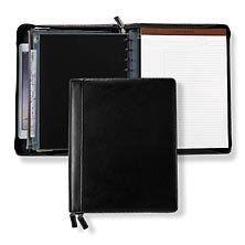 Ambi-Flex Folio, Black, Letter