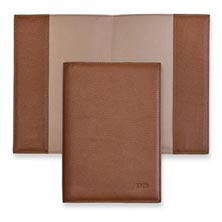 Leather 5-Year Journal Cover - Nutmeg