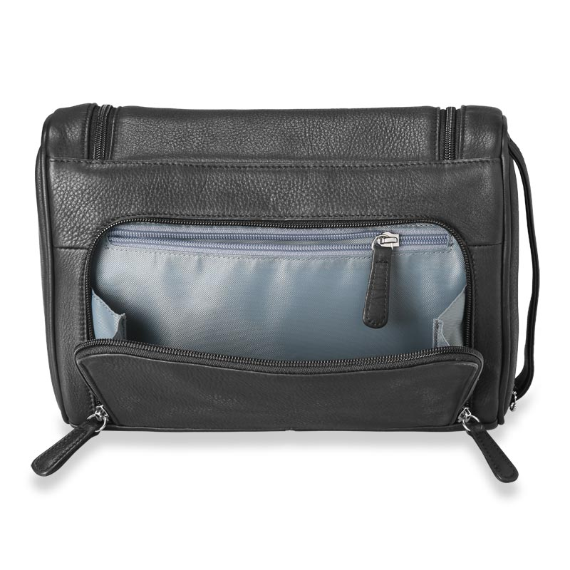 Hanging Travel Kit, Black