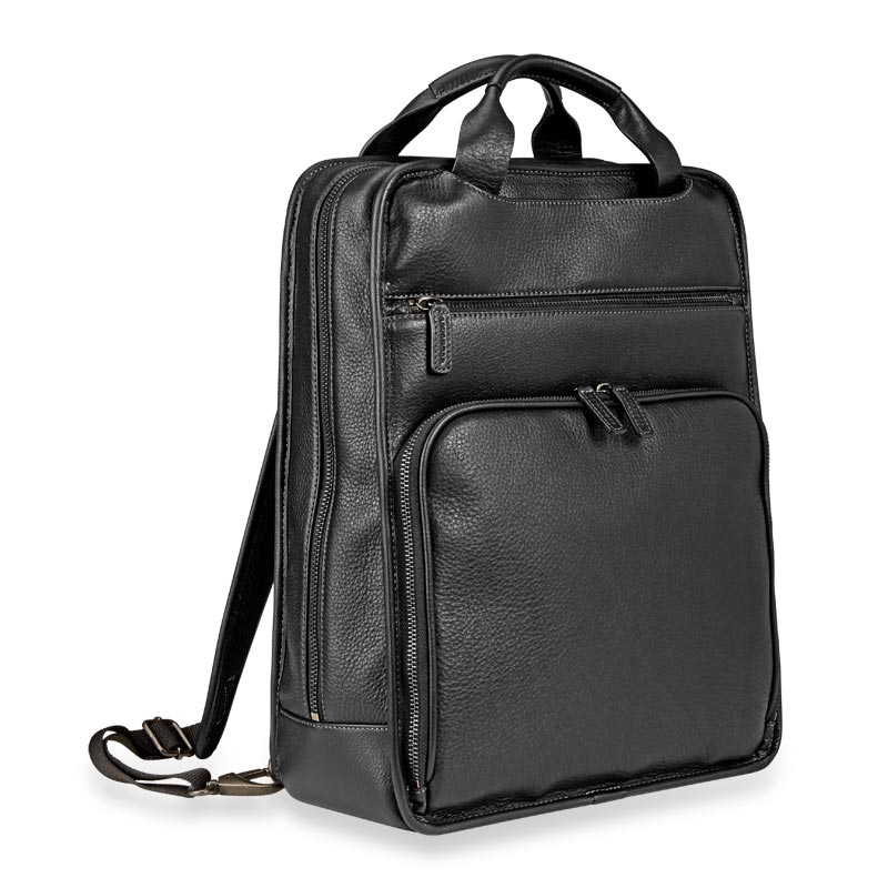 Bomber Jacket Backpack Brief 2.0 - Black