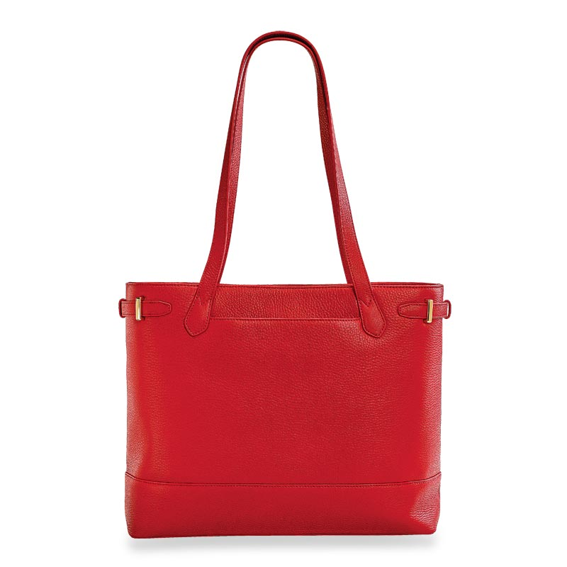 Ivy Tote - Red