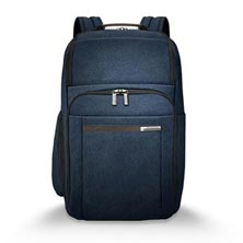 Kinzie Street Large Backpack - Navy
