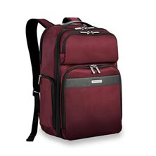 Transcend Cargo Backpack - Merlot