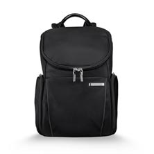 Sympatico U-Zip Backpack - Onyx