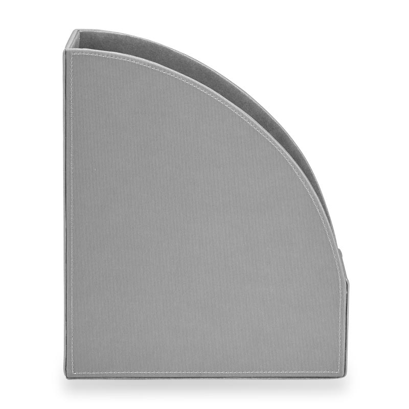 Textura File Holder - Gray