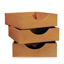 Cubi Bookcase Drawers (set of 3)