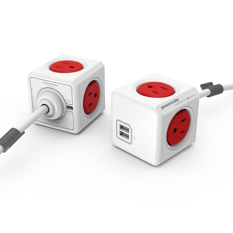 PowerCube™, Red