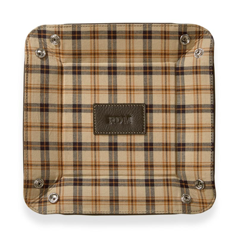 Bomber Jacket Snap Tray