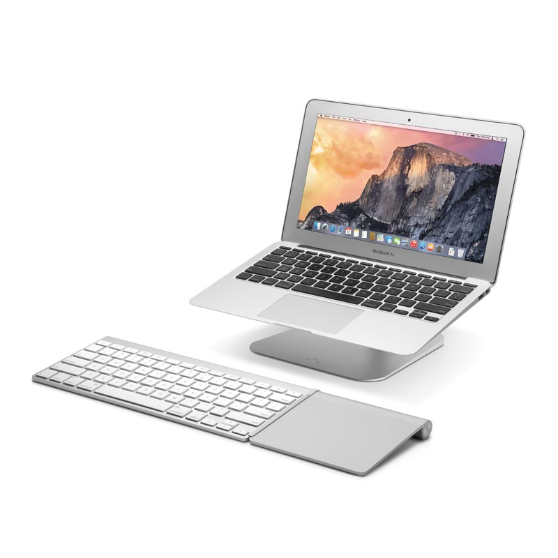 HiRise for MacBook® - Silver