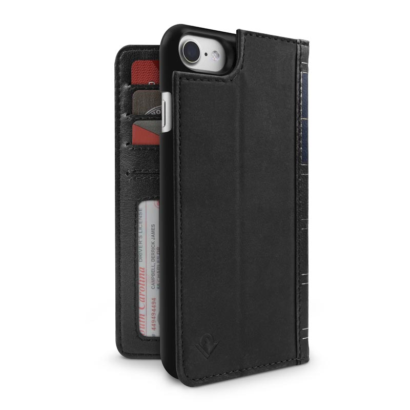 Book Book for iPhone® 7 - Black