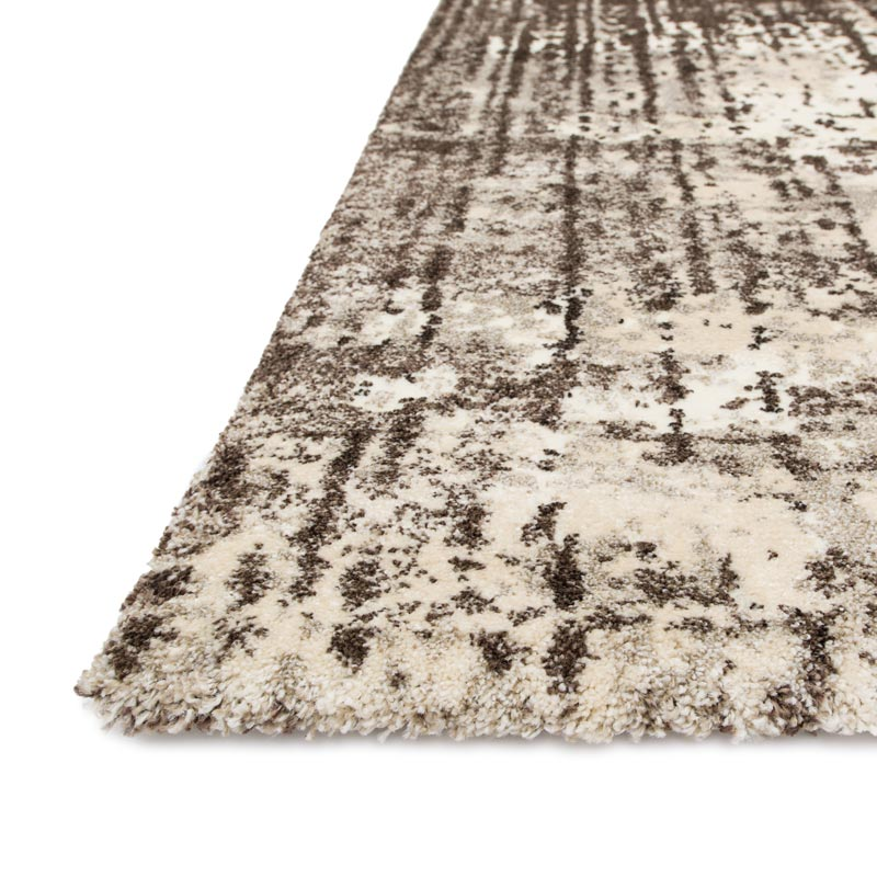 Viera Rug - Ivory/Brown