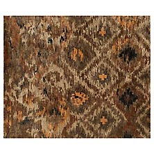 Xavier Rug - Rustic Brown