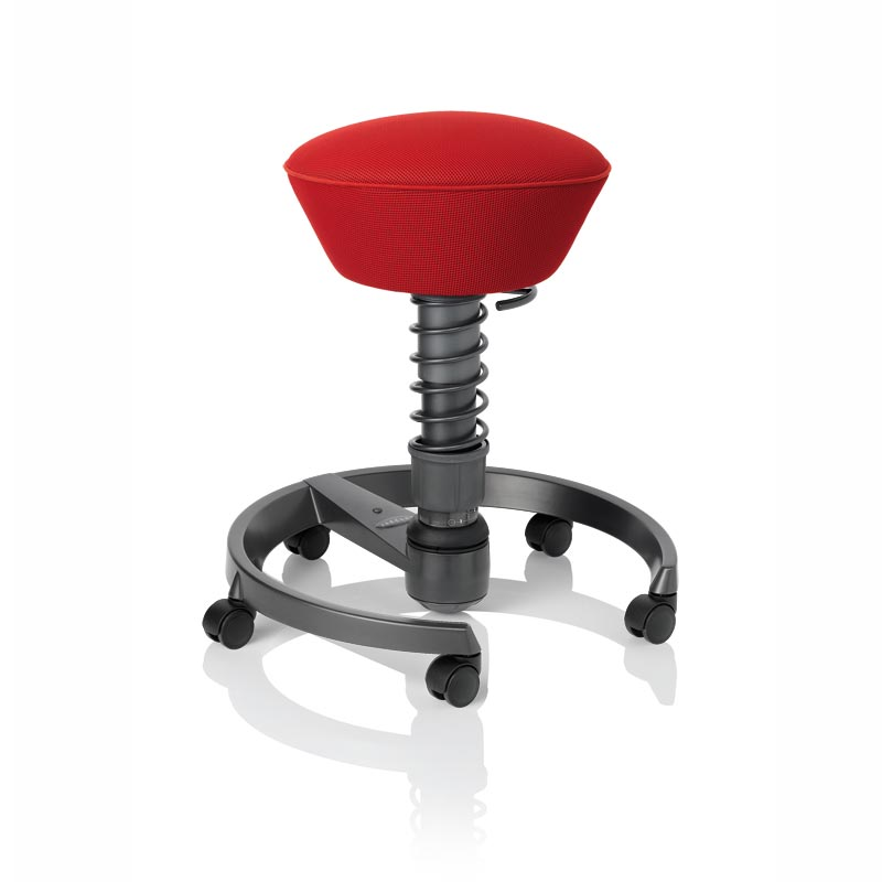 Swopper Air with Wheels, Ruby