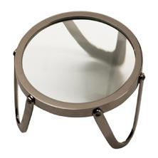 Brass Desk Magnifier 4""