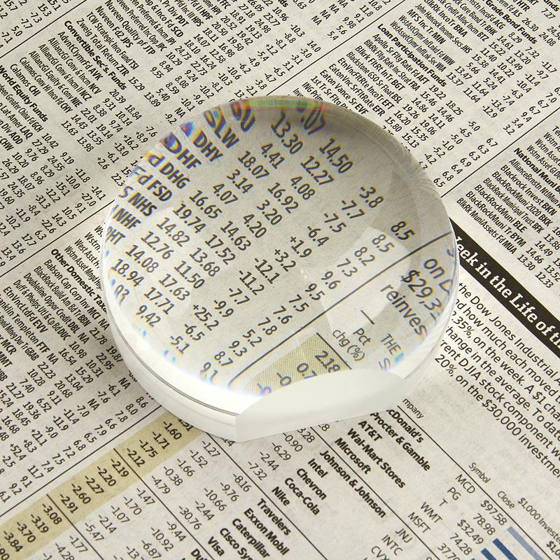 Magnifier Paperweight