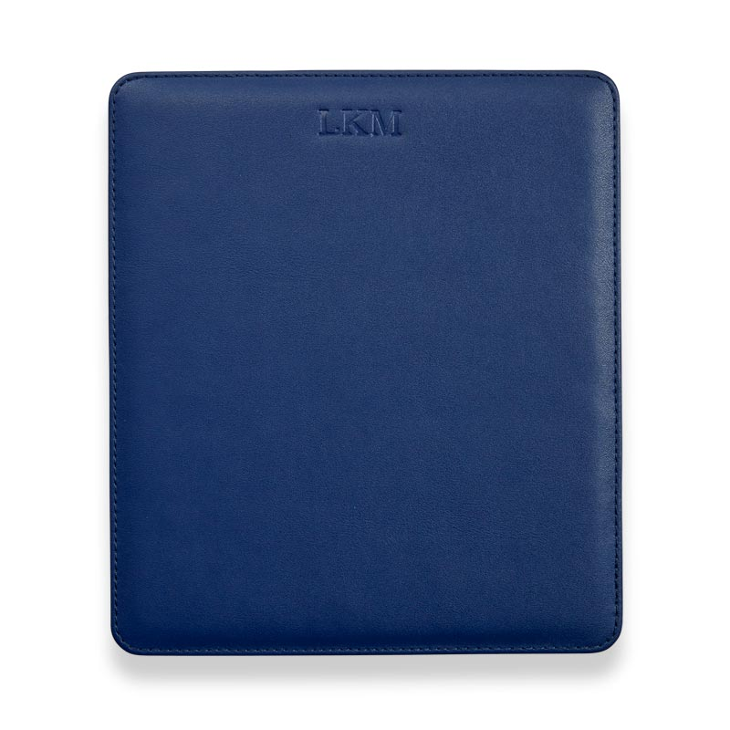 LevTex™ Reversible Mouse Pad - French Blue