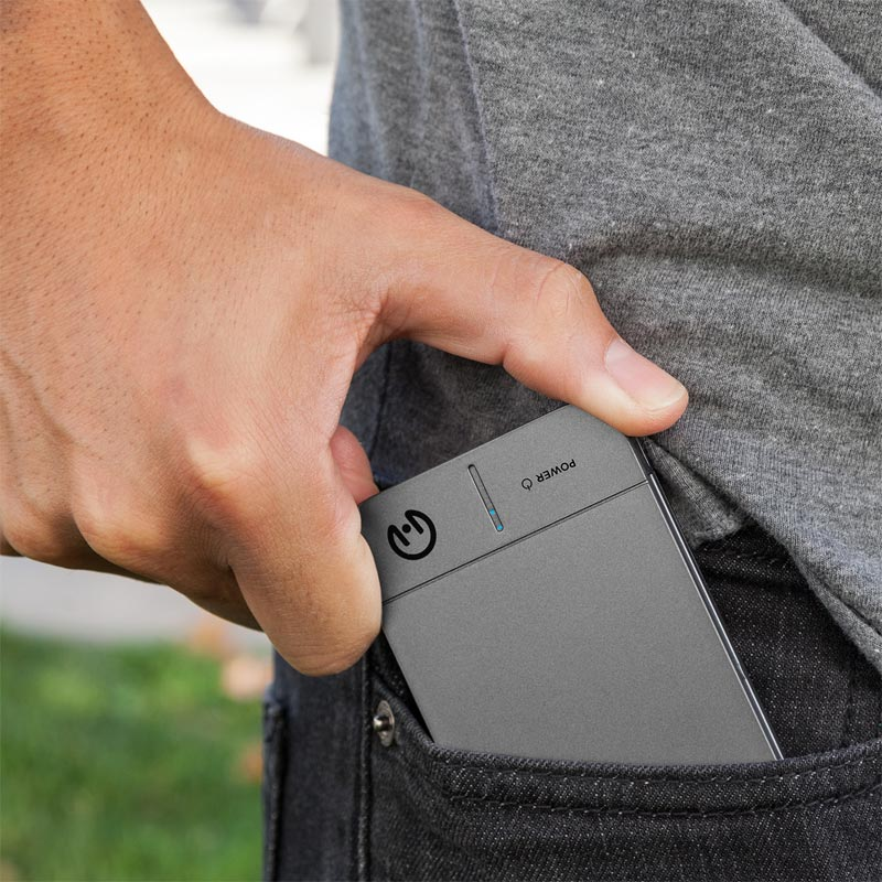 Pocket-Friendly Portable Charger
