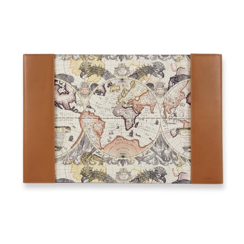Victorian Map Work Pad