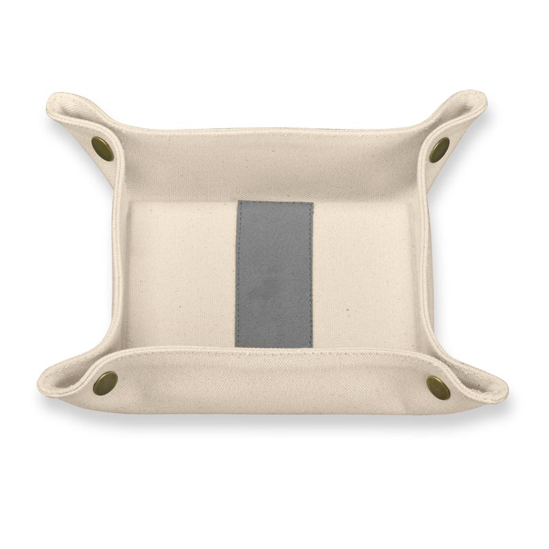 Striped Catch All Tray