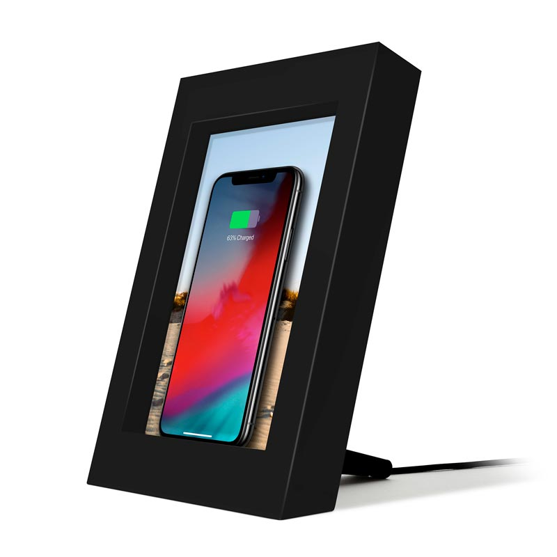 PowerPic Wireless Charge Frame