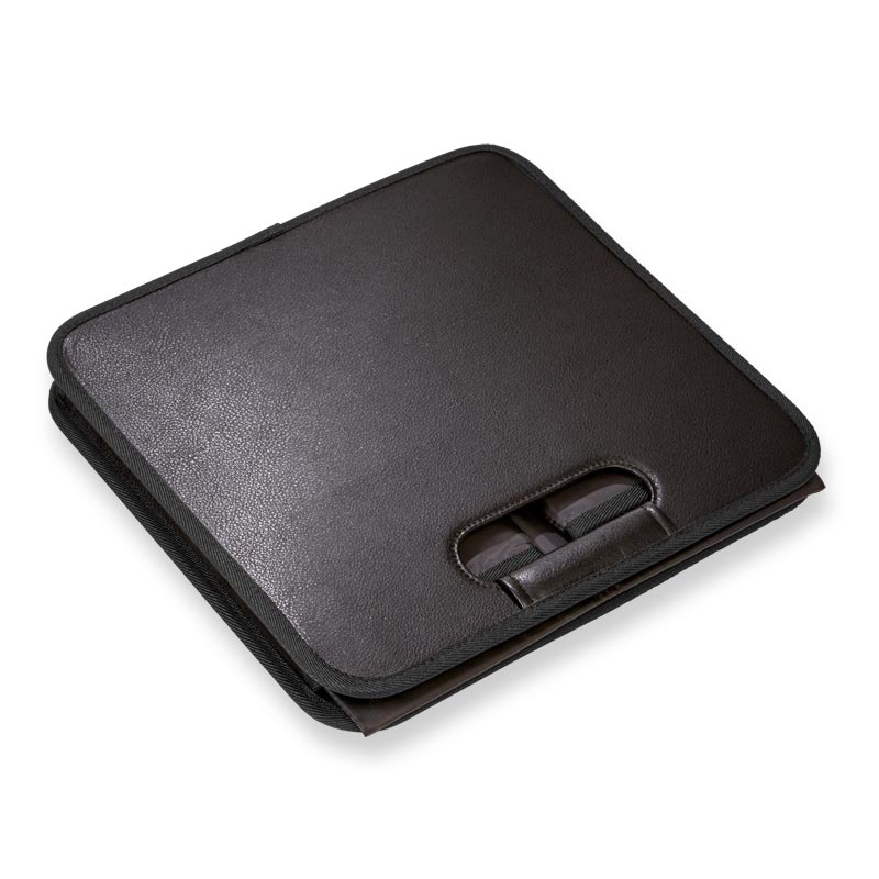 Faux Leather Foldable Office Box