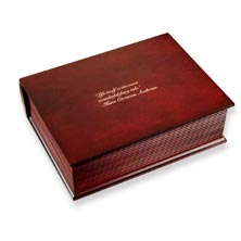 Commemorative Book Box