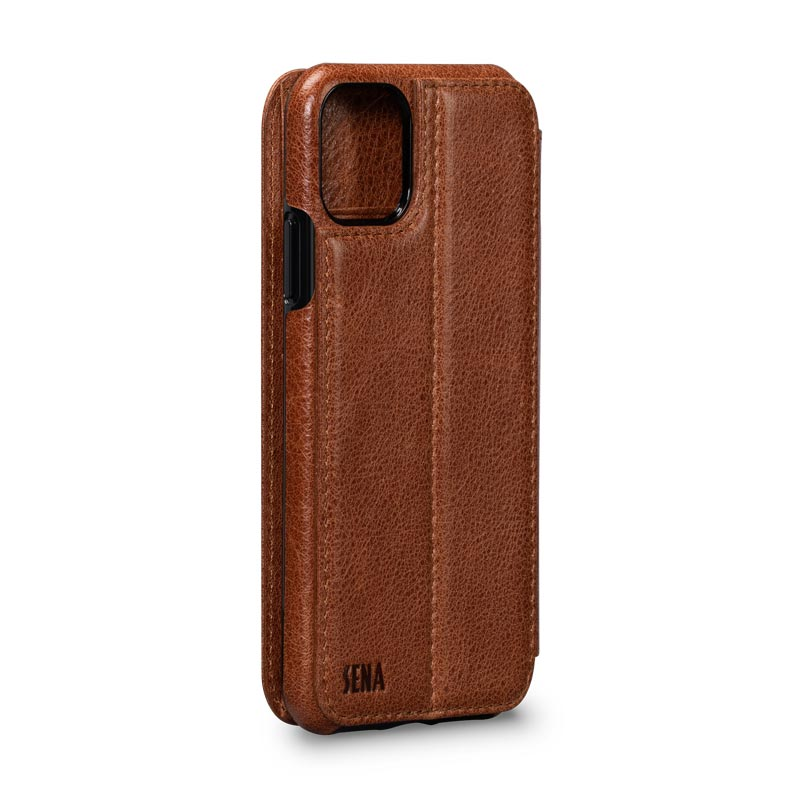 Leather WalletBook Case iPhone 11S