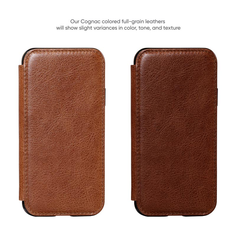 Leather WalletBook Case iPhone 11R