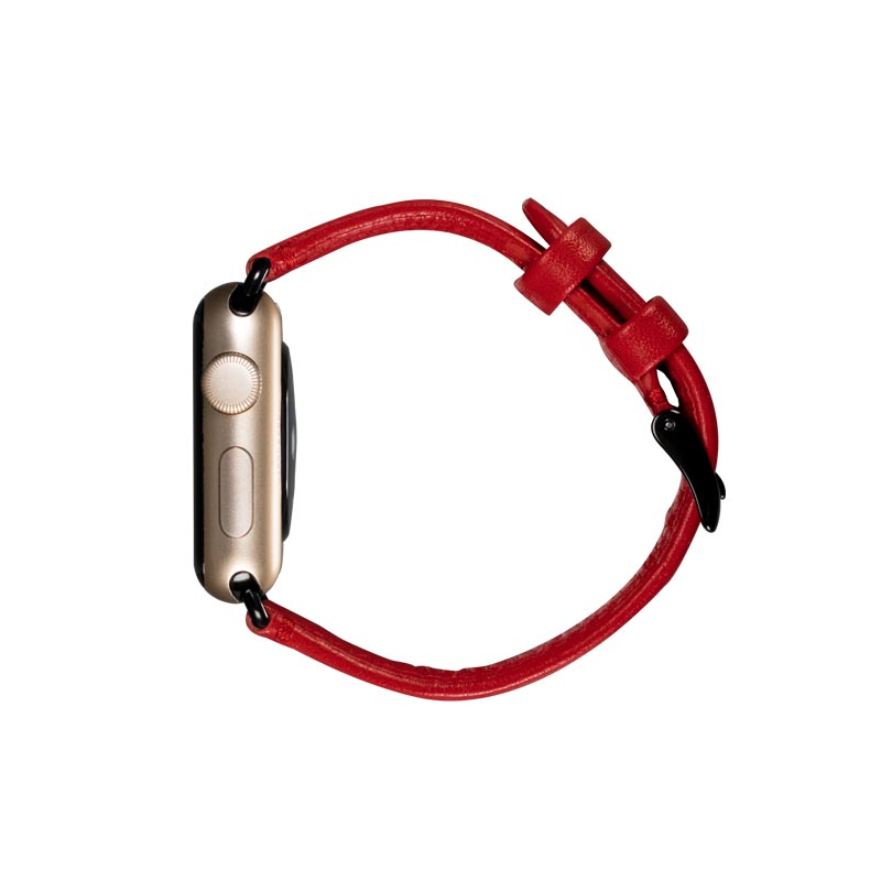 Women's Leather Apple Watch Band