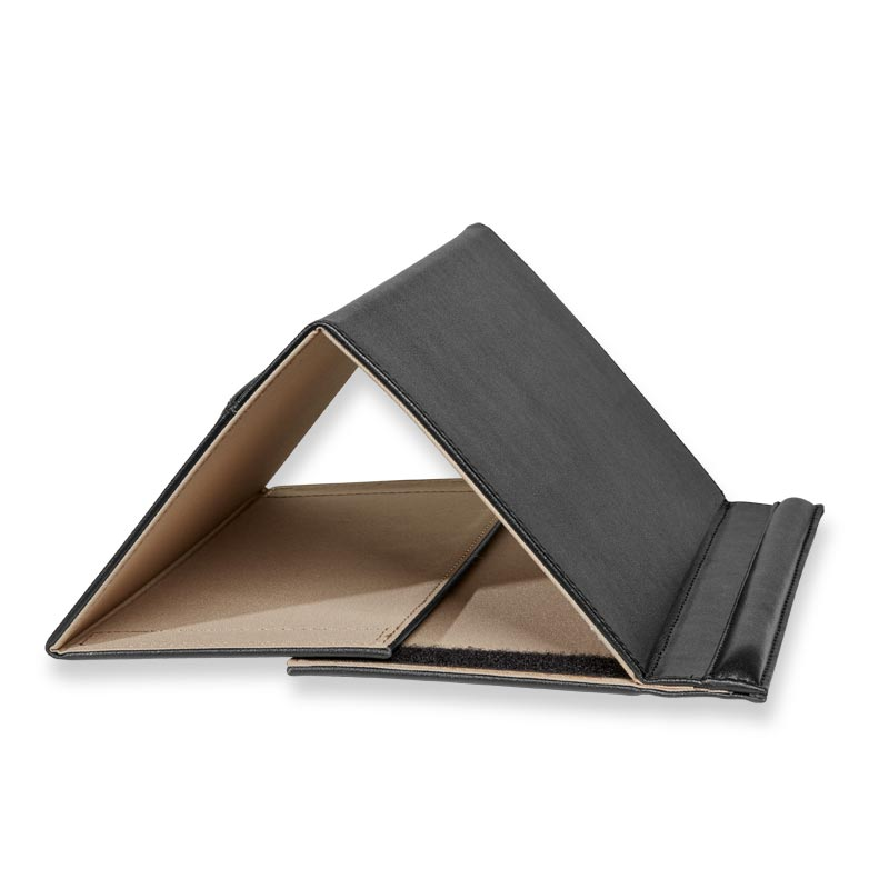 LevTex™ Foldable Tablet Stand-Black
