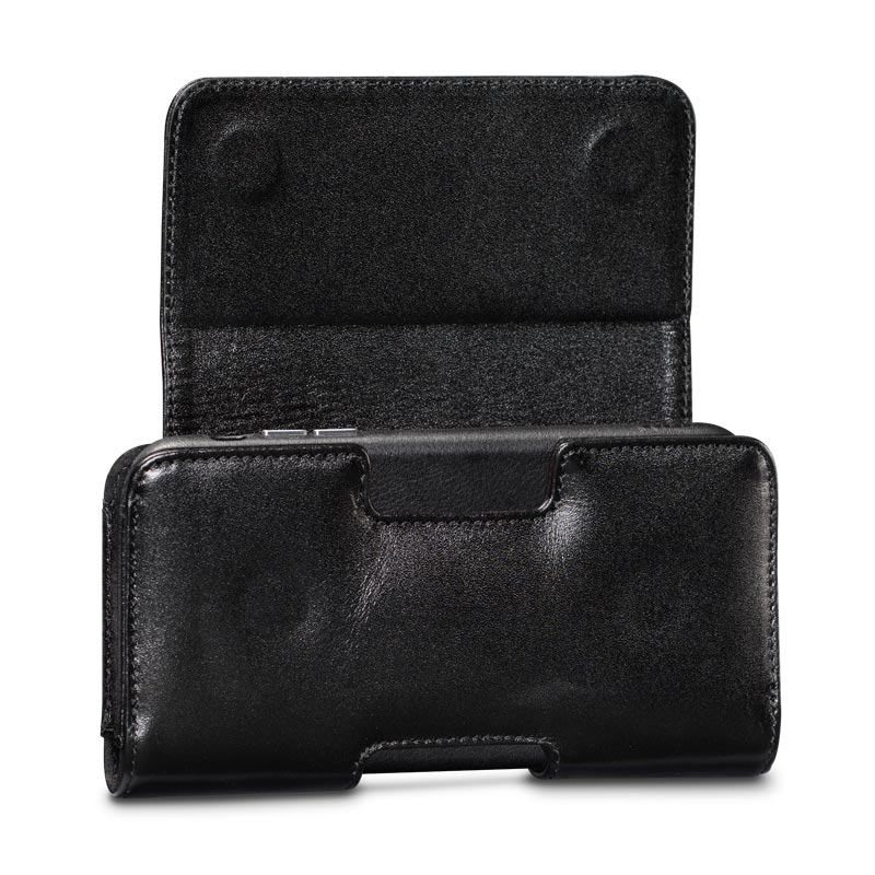 Magnetic Leather Holster for iPhone 11 Pro Max